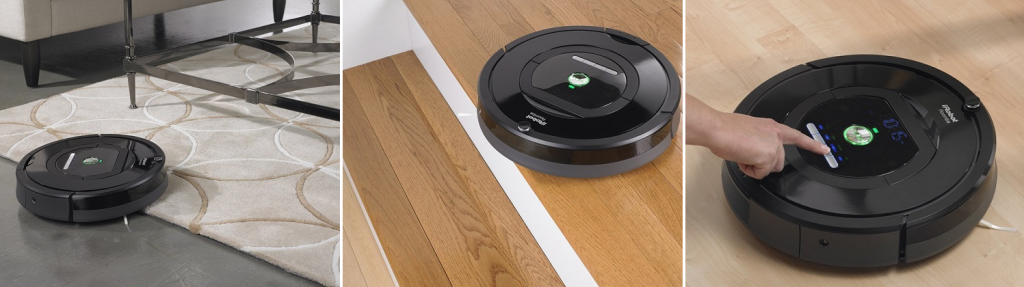 Irobot roomba 770 review best vacuum cleaner - Can a roomba go from hardwood to carpet ...
