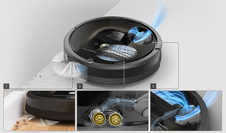ענק iRobot Roomba 960 Review - Best Vacuum Cleaner KA-55