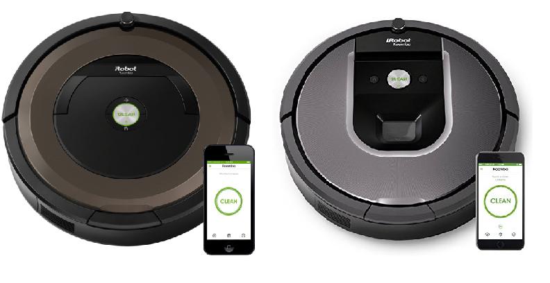 irobot roomba 980 vs 960 best vacuum cleaner. Black Bedroom Furniture Sets. Home Design Ideas