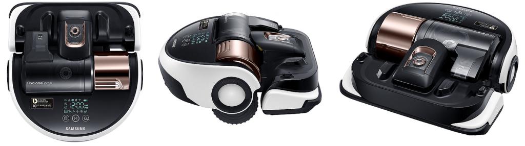 Samsung Powerbot R9250 Turbo Robot Review Best Vacuum