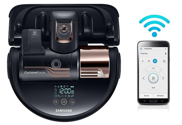 Samsung Powerbot R9350 Turbo Review Best Vacuum Cleaner